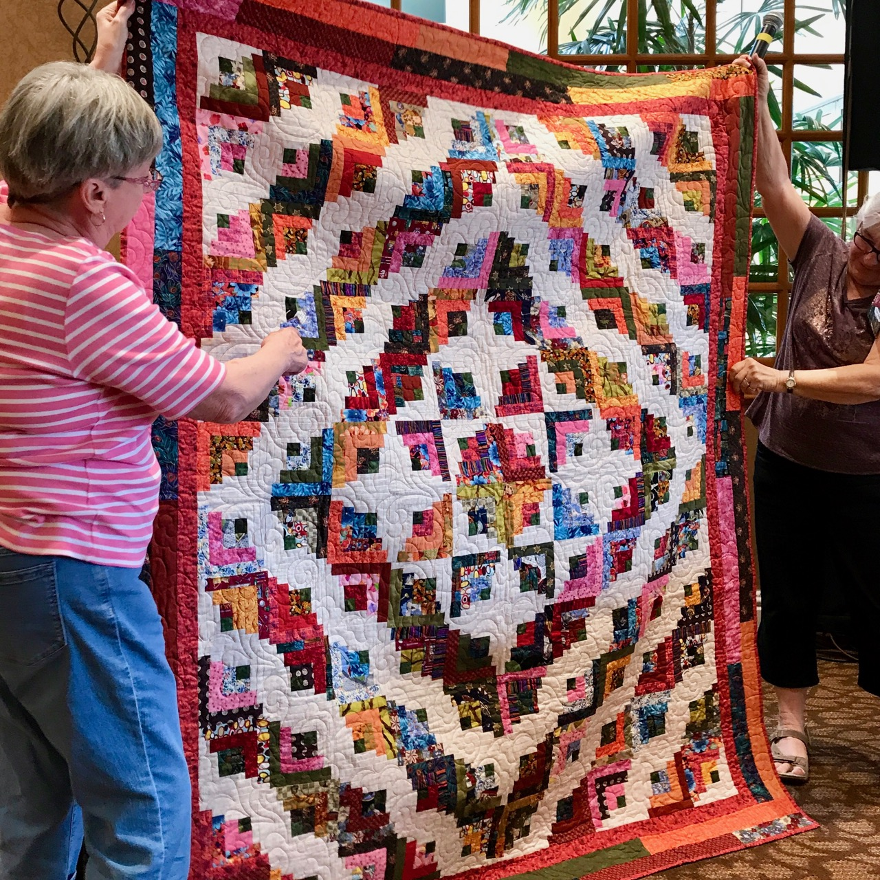 March Sharing | Quilters Club